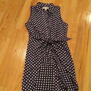 Michael Kors sleeveless dress